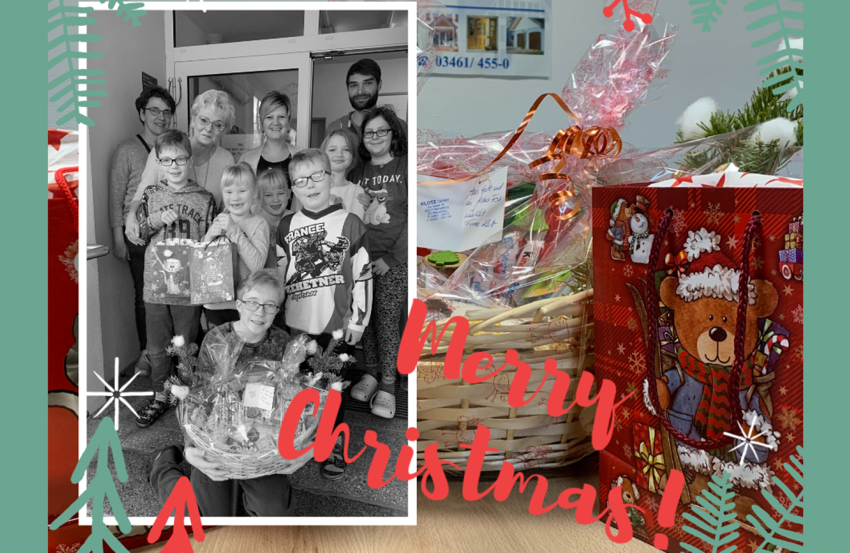 Merry Christmas - Kinder- und Jugendhaus Merseburg