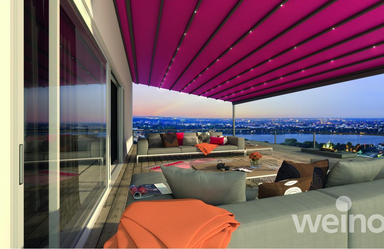 Weinor Markisen, Terrassendächer, Glasoasen