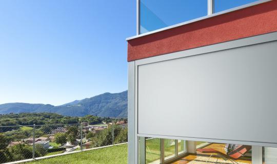 Zip-Anlagen, Sonnenschutz, Sichtschutz